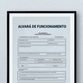 ALVARÁ E CERTIFICADO DO CORPO DE BOMBEIROS